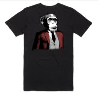 Cobbler Red Monkey Men's Classic Tee Thumbnail