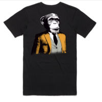 Cobbler Yellow Monkey Men's Classic Tee Thumbnail